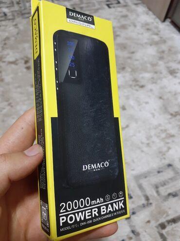 аккумуляторы для ибп everexceed в Кыргызстан: Повербенк 20000mah