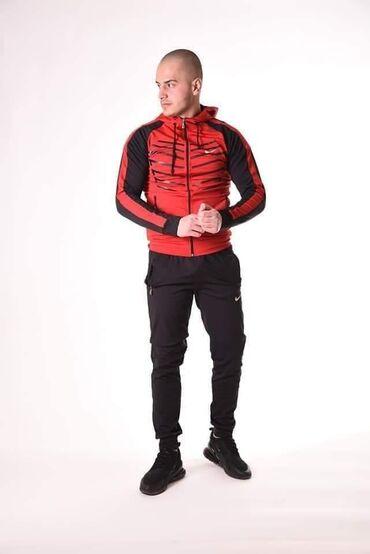 Muška odeća | Trstenik: Komplet trenerke samo 2.650 dinMaterijal mokra likraVelicine