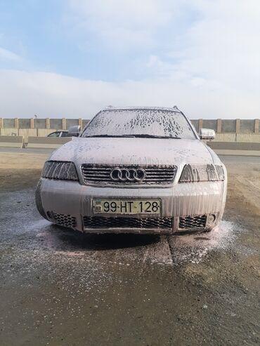 audi 80 1 8 quattro - Azərbaycan: Audi allroad quattro 2.7 l. 2001 | 164975 km