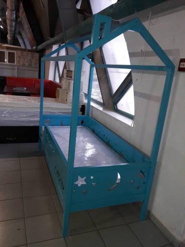 Сказочные и уютные кроватки домики в Бишкек