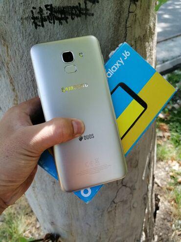 Samsung-galaxy-note4 - Кыргызстан: Samsung Galaxy J6 2018 32 ГБ Золотой