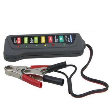 аккумулятор 12 в Азербайджан: Тестр для аккумулятораАппарат для определения состояния автомобильного