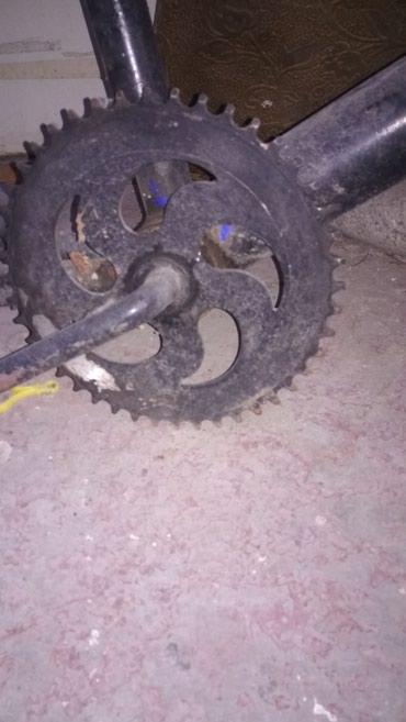 Велосипеды - Кыргызстан: BMX рама руль вилка и сам рама цена окончательная 500 больше никак