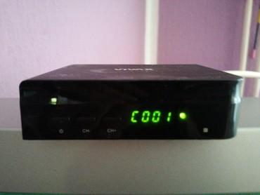 Vivax - Srbija: VIVAX DVB-T2 154, DIGITALNI RISIVER ZA OBIČNU ANTENU U VISOKOJ