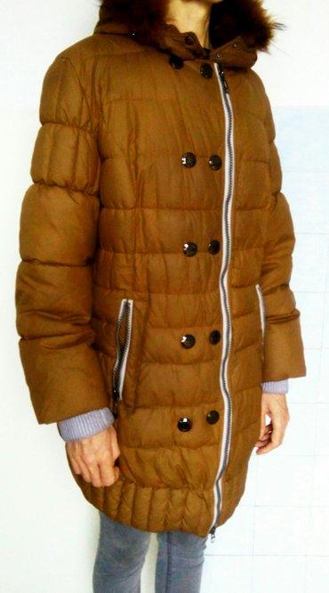 Продам синтепоновое пальто на зиму. в Бишкек