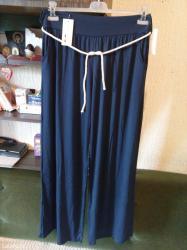 Personalni proizvodi - Beograd: Nove zenske pantalone za izrazito punije moda. Italijanske. Vrlo dobre