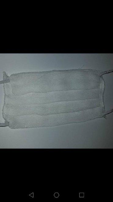 Оптом маски марлевые 6ти слойные многоразовые