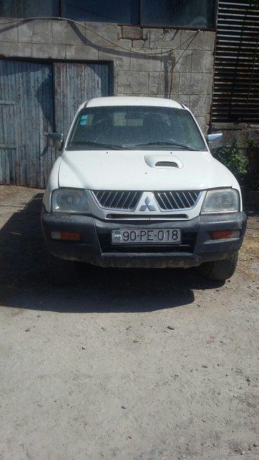 Bakı şəhərində Mitsubishi L200 2005