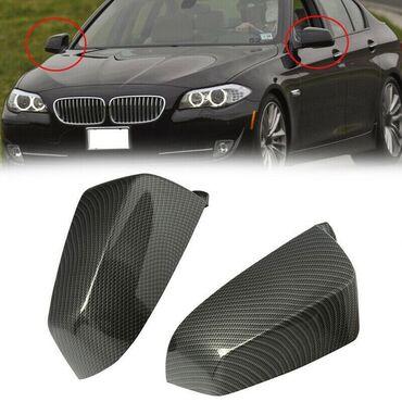 Bmw x1 20i xdrive - Srbija: KARBON poklopci retrovizora za BMW F10 i F11 serija 5NOVO ! !