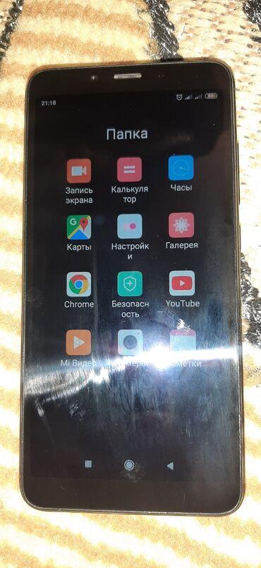 Telefon idea veziyyetdedir Redmi 6 2019 modelidir iki