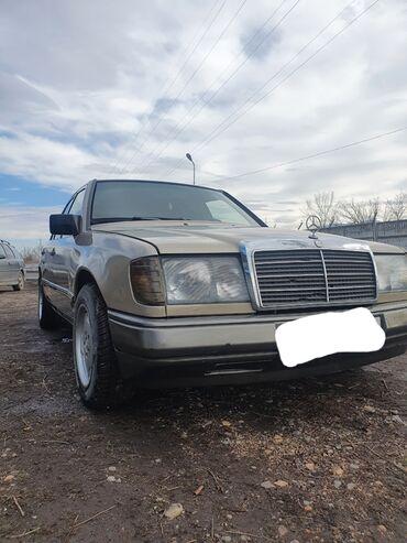 Mercedes-Benz W124 2.3 л. 1987