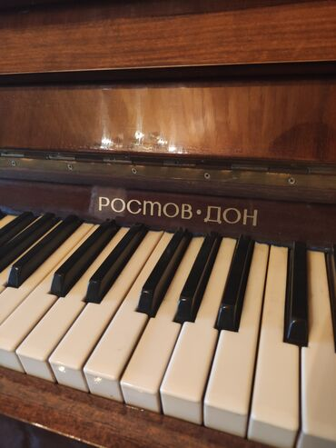 79 elan   İDMAN VƏ HOBBI: Lənkəranda Piano satılır yungul təmir və kökləmək lazımdır qiymət sond