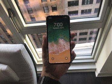 Νέο Apple iPhone x 256gb ξεκλειδωμένο σε Πειραιάς - εικόνες 3