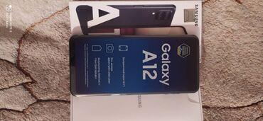 Samsung Galaxy A12   32 GB   qara