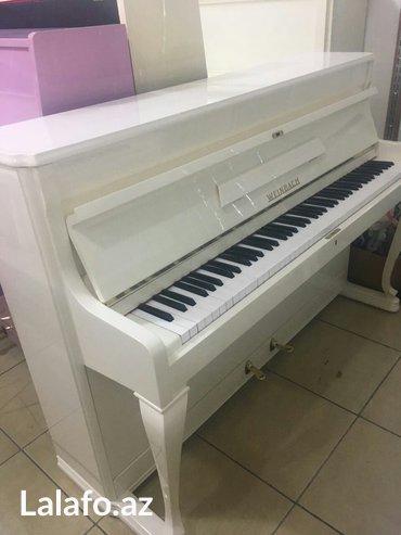 - Azərbaycan: Pianina
