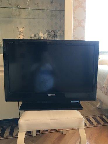 Bakı şəhərində Yoponiya istehsali Toshiba lsd televizoru Ekran 82 teze kimidi Audio