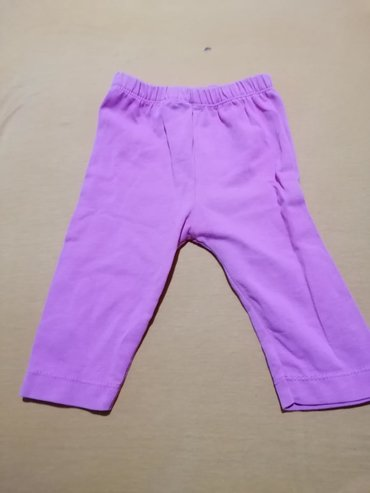 Dečije Farmerke i Pantalone | Velika Plana: Pantalonice 3/4 velicina 92, kao nove, boja je bas intenzivna ali se