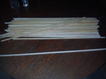 Štapići za šećernu vunu - Smederevska Palanka