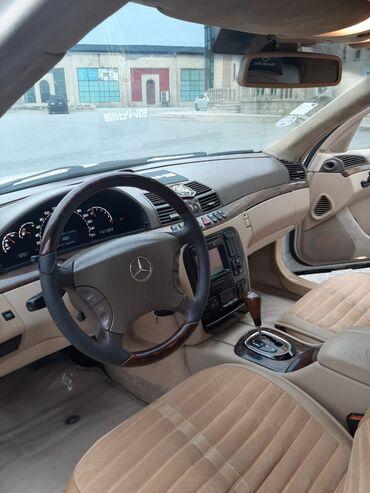 İşlənmiş Avtomobillər İsmayıllıda: Mercedes-Benz