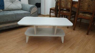 стол трюмо в Азербайджан: Продам журнальный стол для гостинной комнаты. Новый, сделаный на