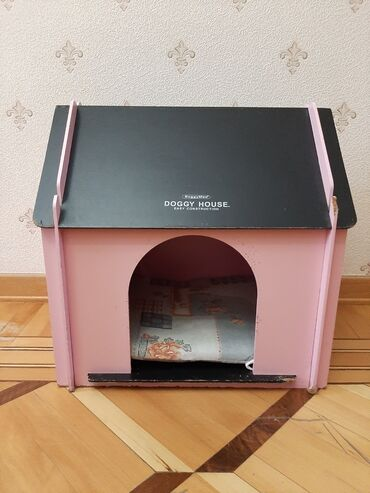 yuva - Azərbaycan: Домик для домашних животных,мелких пород собак и кошекBalaca it ve