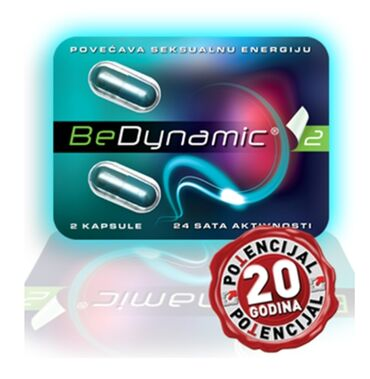 Kreveti - Srbija: BeDynamic kapsule povećavaju seksualnu energiju, pružaju osećaj
