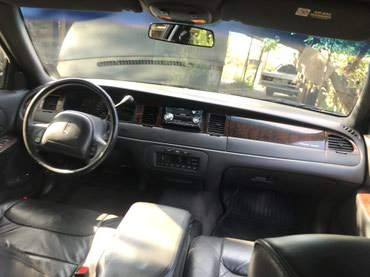 Lincoln Другая модель 4.6 л. 2000