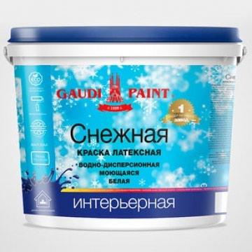Краска интерьерная снежная в Бишкек