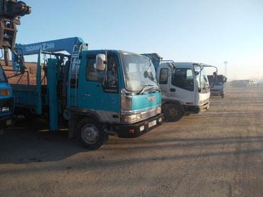 Кран манипулятор в Бишкек