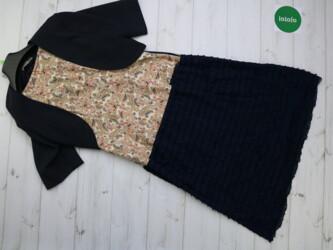 Женский комплект пиджак и платье Anna Dali, р. S-M   Пиджак: длина- 40