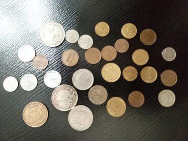 22 elan | İDMAN VƏ HOBBI: Стариные монеты разных годов. Есть монеты 1918 года