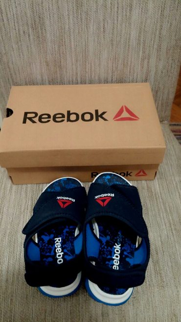 Decje sandale, Reebok, broj 25,5. Nove, jednom obuvene, prelepe. - Novi Sad