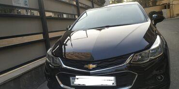 автомобиль на свадьбу в Азербайджан: Chevrolet Cruze 1.4 л. 2016 | 135200 км