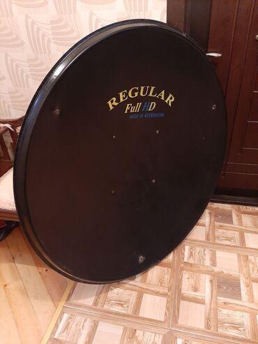 """Regular Full Hd"" peyk anten diametri 1.20 . Yeni kimidir. Yalniz"