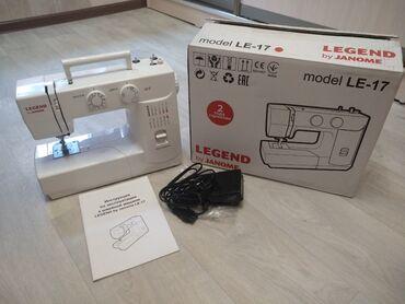 juki швейная машина цена в Кыргызстан: Машинка швейнаяПокупали для себя так и ни разу не