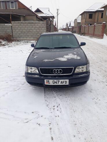 audi a6 3 mt в Кыргызстан: Audi A6 2 л. 1995 | 2 км