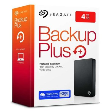 4TB Hard Disk Seagate Backup Plus USB3.0  в Баку
