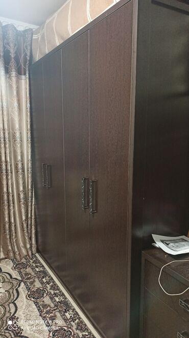 уступка будет в Кыргызстан: Продаю шкаф,тумба и зеркало в отличном состоянии без царапин уступка