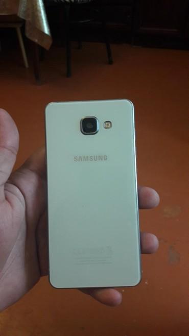 Galaxy a5 2016 - Azərbaycan: İşlənmiş Samsung Galaxy A5 2016 16 GB ağ