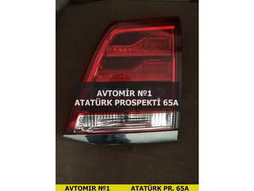 arxa stoplar bu gx 470 - Azərbaycan: Land Cruser 200 sağ arxa stop işığı 4500 modelə yaxın əlimizdə