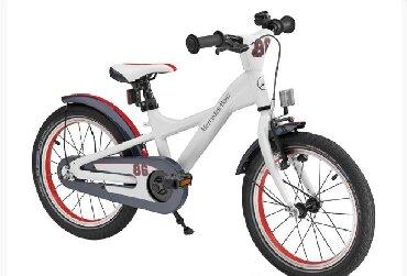 велосипед для детей 3 6 лет в Кыргызстан: Велосипед детский оригинал Мерседес детали Катаясь на велосипеде из