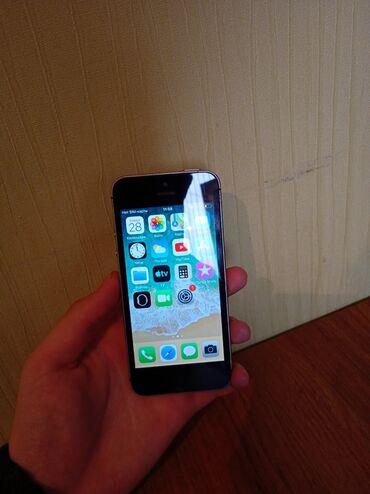 Б/У iPhone 5s 16 ГБ Черный