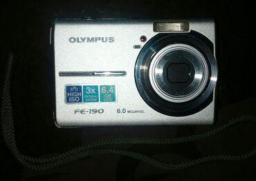 Fotoaparat Olympus FE-190, High ISO, Rezolucija 6 MPix, Optički zum
