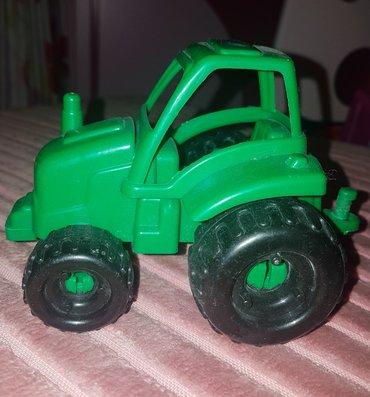 veliki traktor auto za manju decu - Beograd