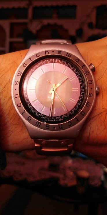 PDA i oprema | Srbija: Sat Swatch. Ovo je i zadnja Cena zadnja cena, nigde staklo ni