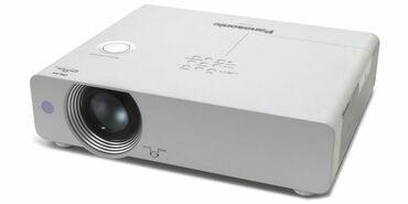 аккумуляторы для ибп panasonic в Кыргызстан: Срочно продается проектор panasonic pt-vx505ne4k/ full hd/ hdлампа