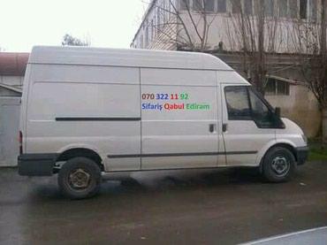 Bakı şəhərində Sifariş qebul olunur