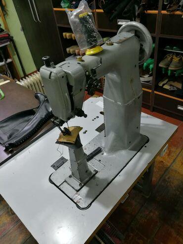 Электро швейная машинка - Кыргызстан: Швейная машинка для наложения декоративных строчек. Производство СССР