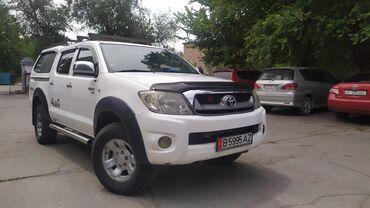 Toyota Hi-Lux 2.5 л. 2008 | 230000 км