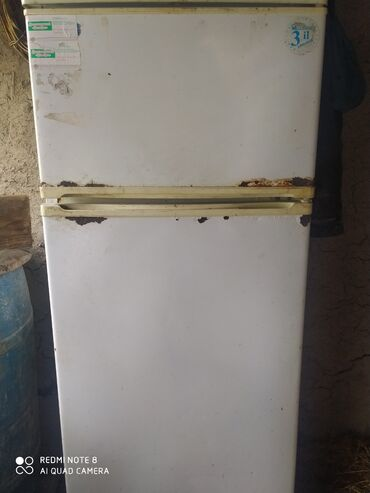 Электроника в Сиазань: Б/у Белый холодильник